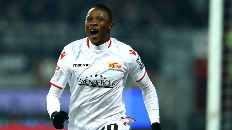 Union Berlin completes signing of Nigerian Striker Abdullahi