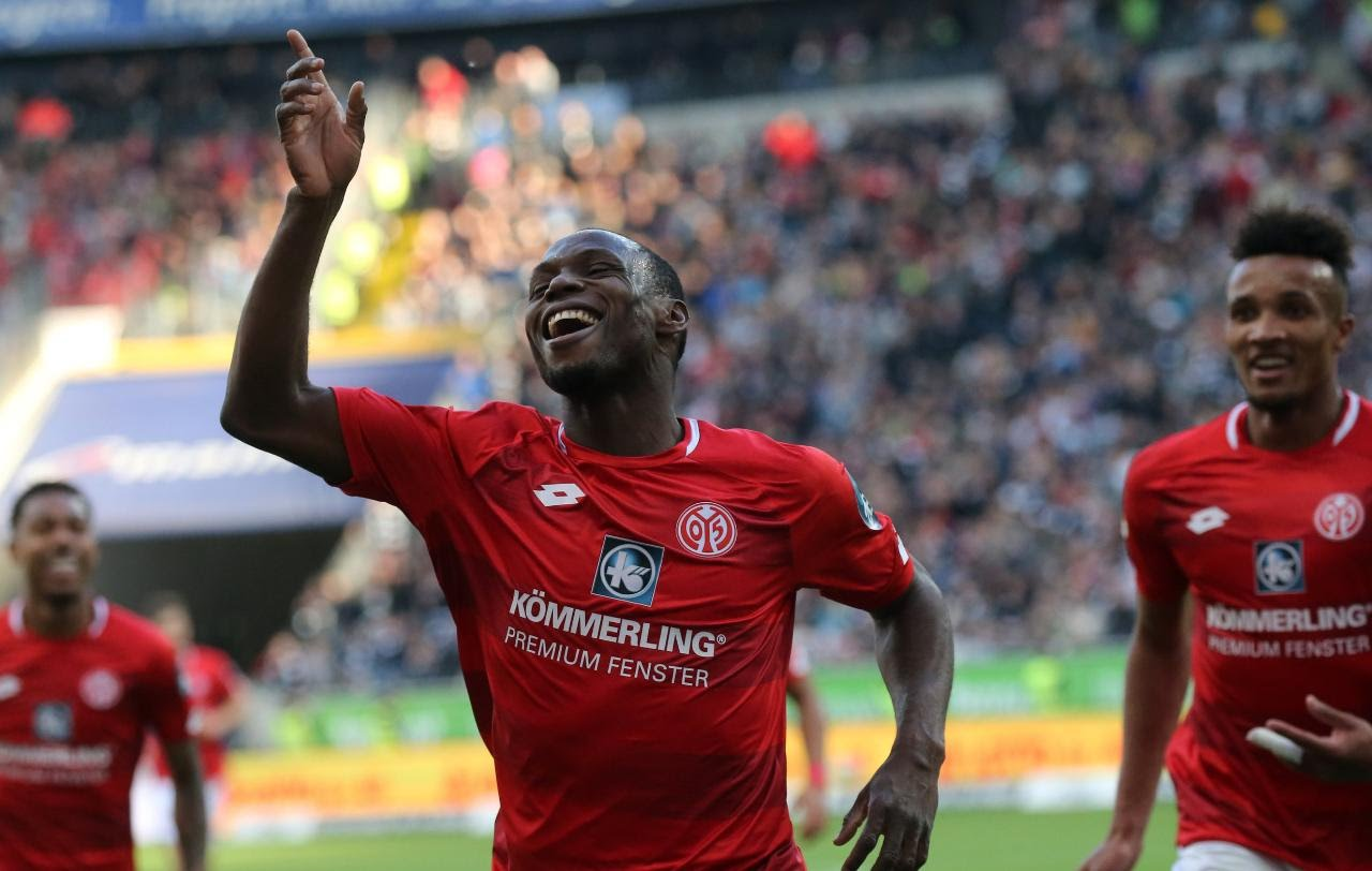 Anthony Ujah leaves mainz to join newly promoted Bundesliga club Union Berlin