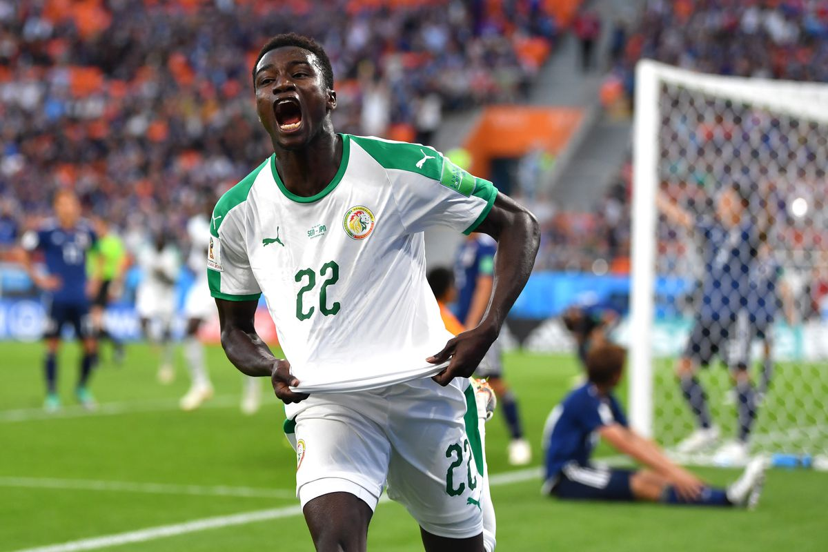 Image result for Moussa wague afcon 2019