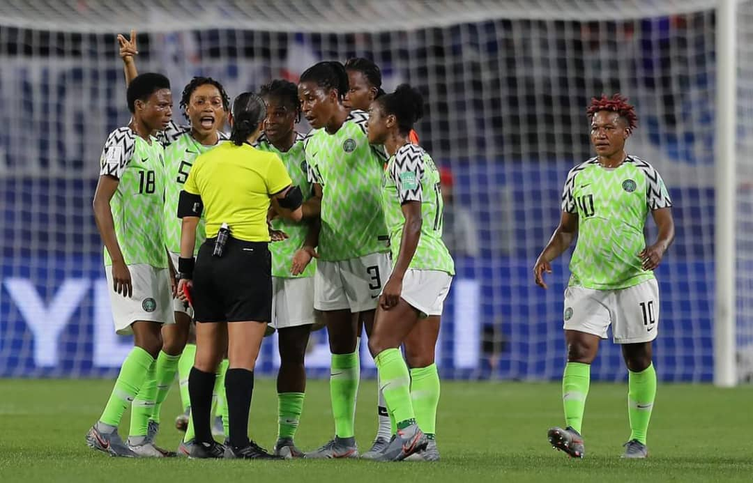 Former Falcons coach Uche laments over team's qualification struggle