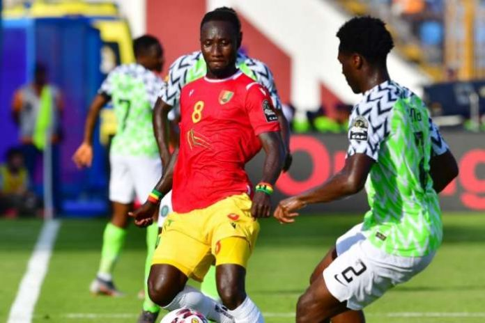 Aina Wants To Continue His Improvement With The Super Eagles