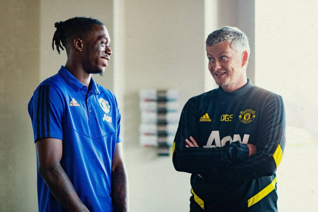 Aaron Wan-Bissaka honoured to join Manchester United
