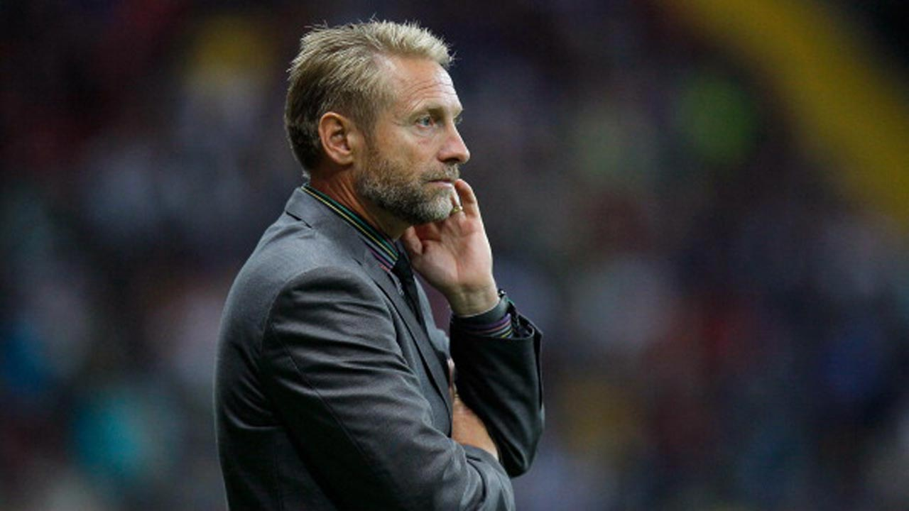 """""""It is not over yet – Falcons Boss Dennerby tells Nigerians"""