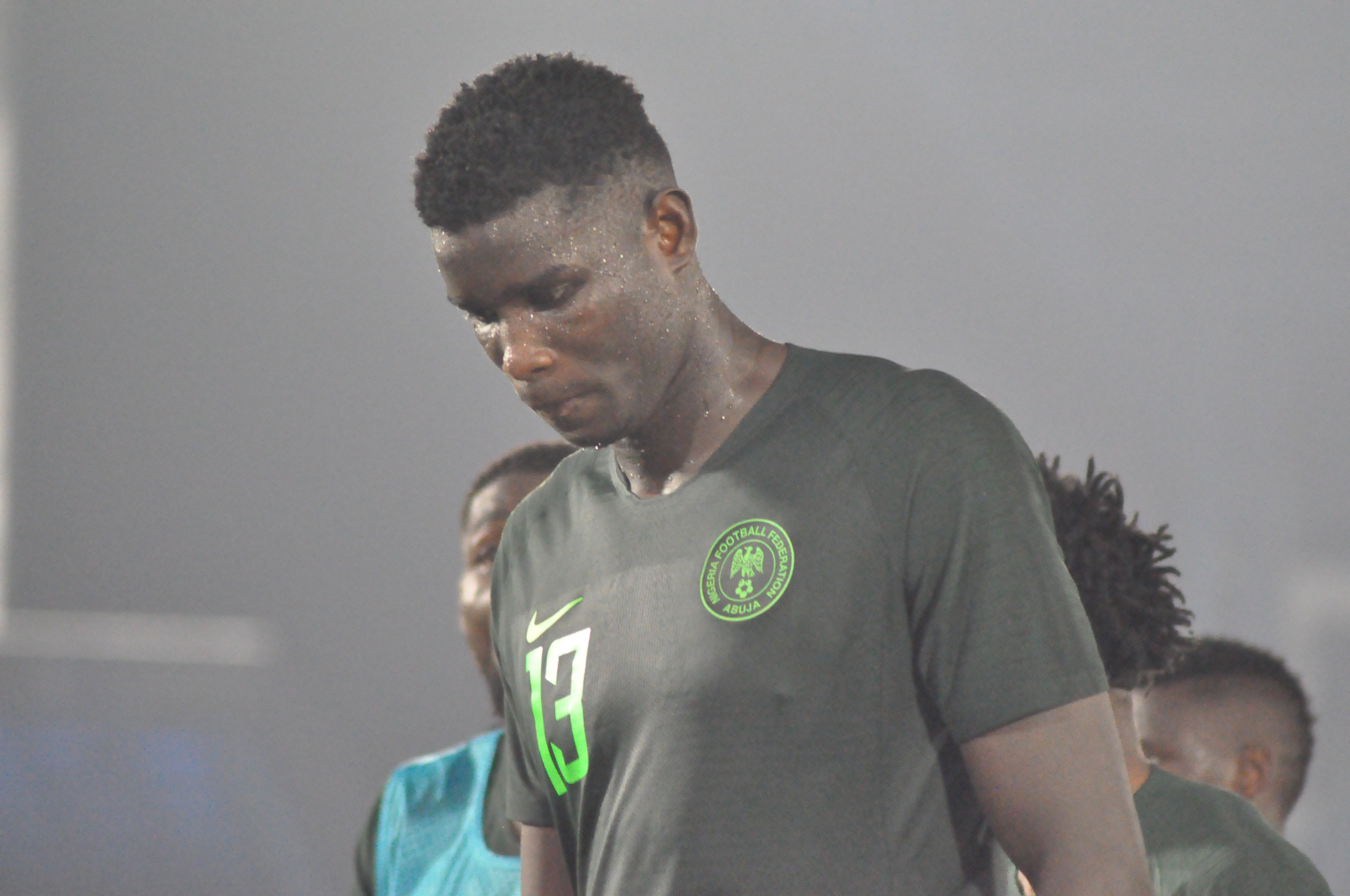 Onuachu happy to be in Eagles squad preparing for AFCON