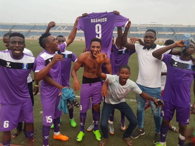 3SC Forward GBADAMOSI fires warning to all other big teams left in AITEO Cup