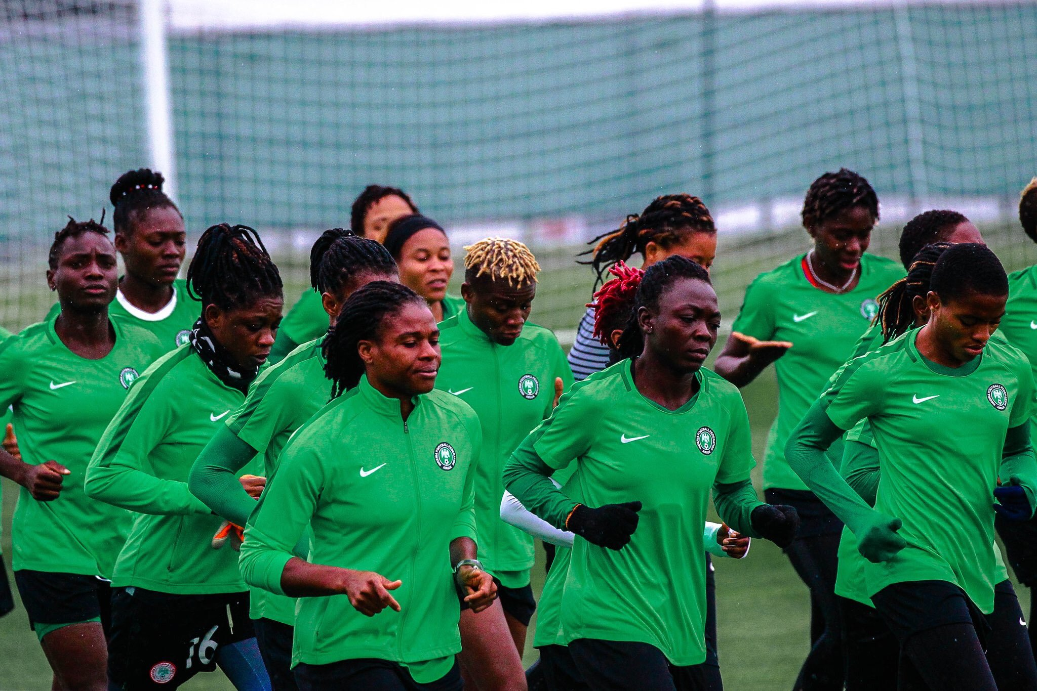 Evelyn Nwabuoku explains why 2019 Super Falcons is Special