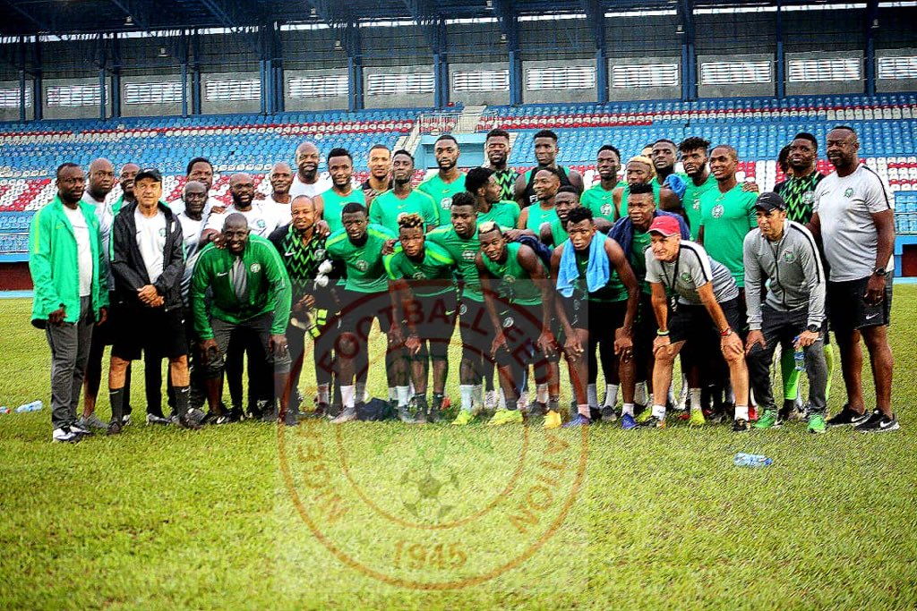 Select final 23 based on current form and fitness, not loyalty – Okpara urges Rohr