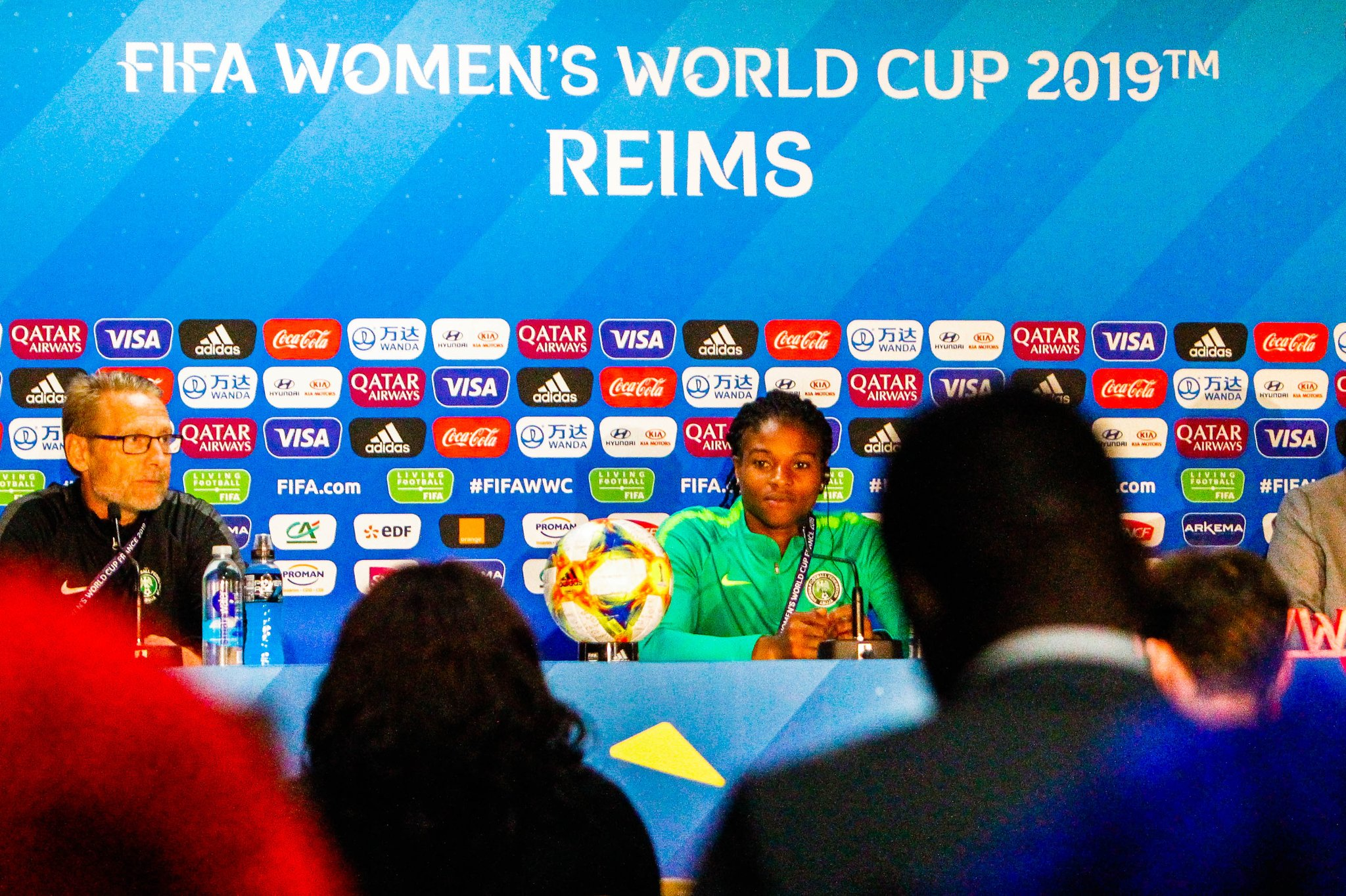 'Do not compare us with the team that lost 8-0 to Norway' – Oparanozie