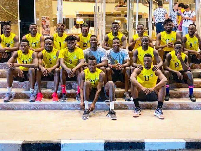 Egypt 2019: Appiah and Ayew optimistic about Ghana's victory chances against Benin
