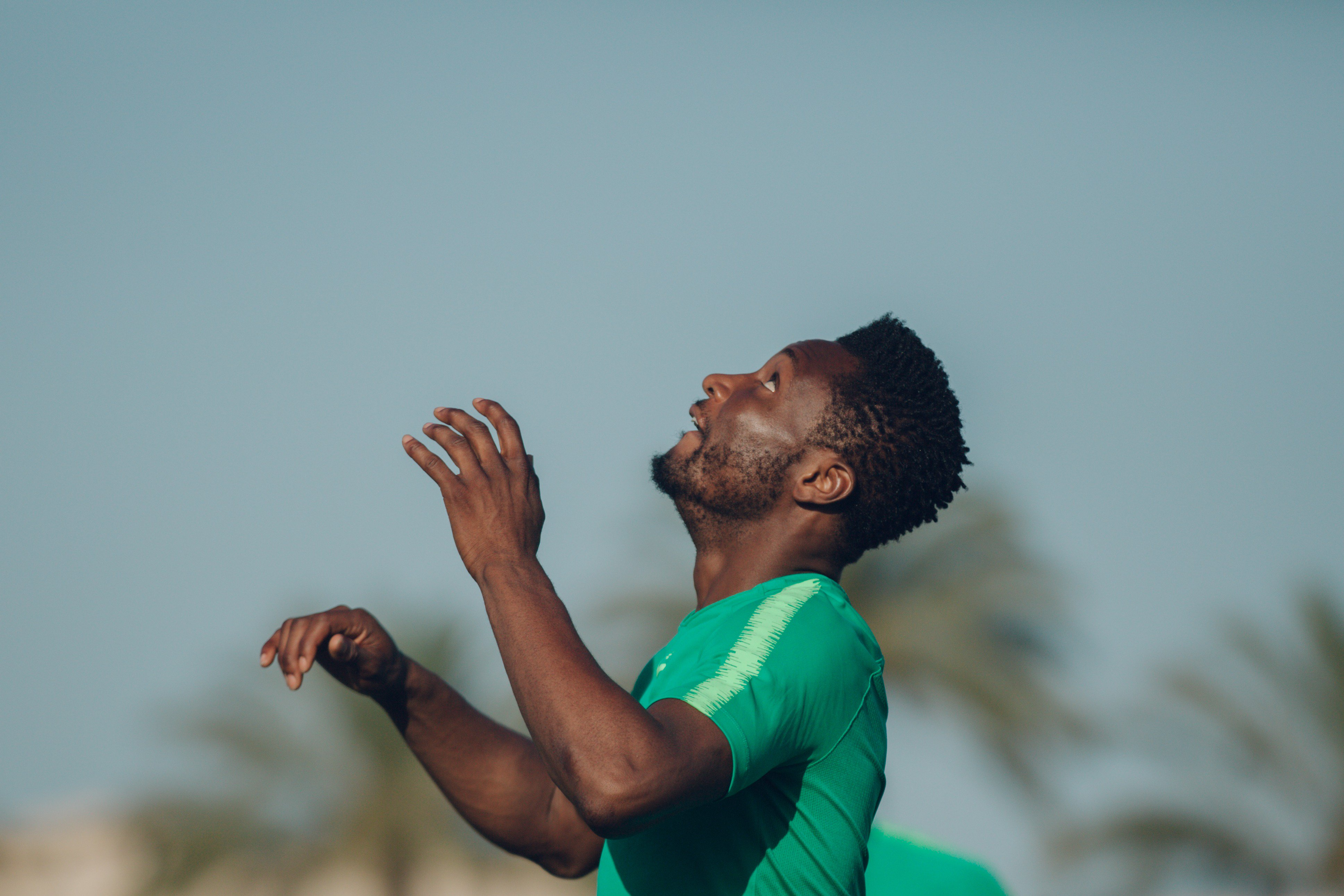 Taribo West backs Mikel to continue in Number 10 role against Guinea