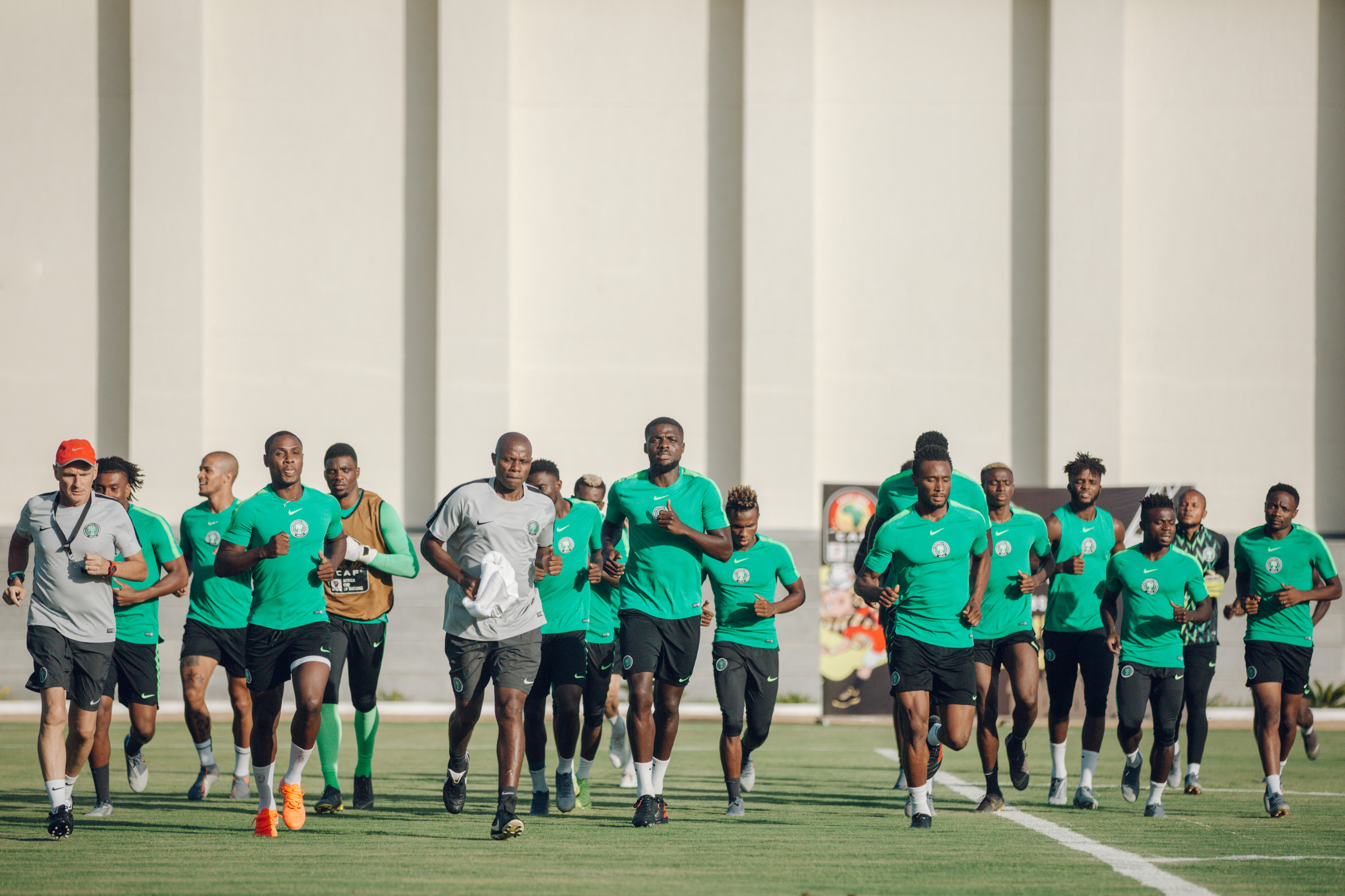 Super Eagles should make a statement with Guinea tie – Oparaku