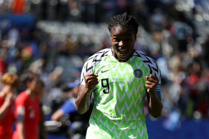 Super Falcons Disappointed Not To  Reach World Cup semifinals Target – Oparanozie