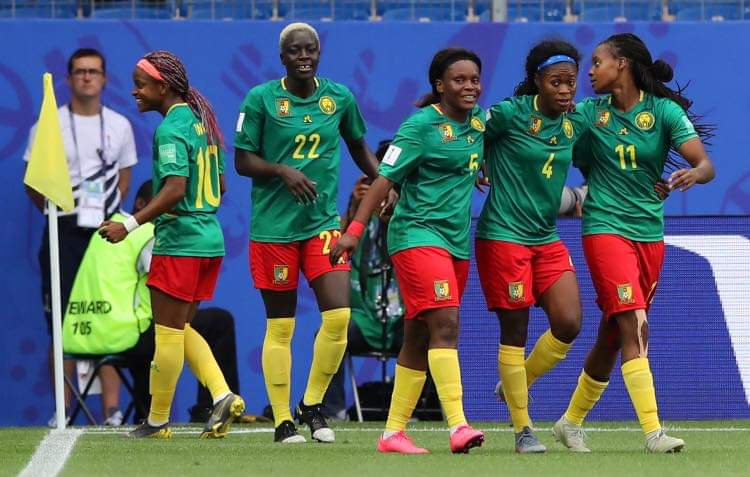 Cameroon don ready to jam England for round of 16