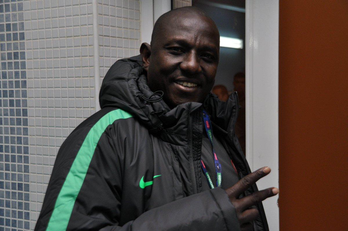 JUST IN – Super Eagles team coordinator Patrick Pascal becomes Bauchi FA Chairman