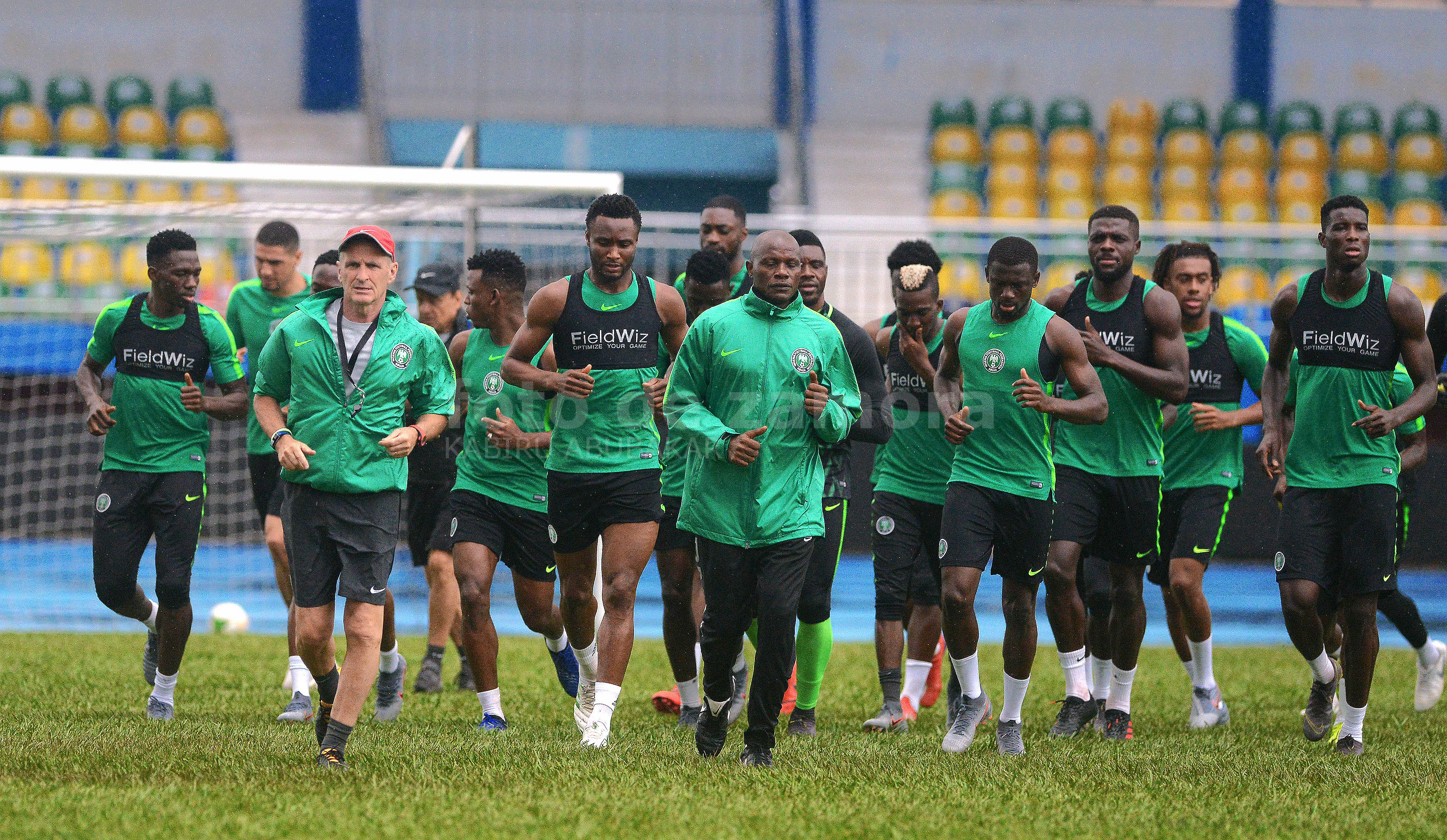 Egypt 2019: Uche Agbo predicts tough AFCON campaign for Eagles