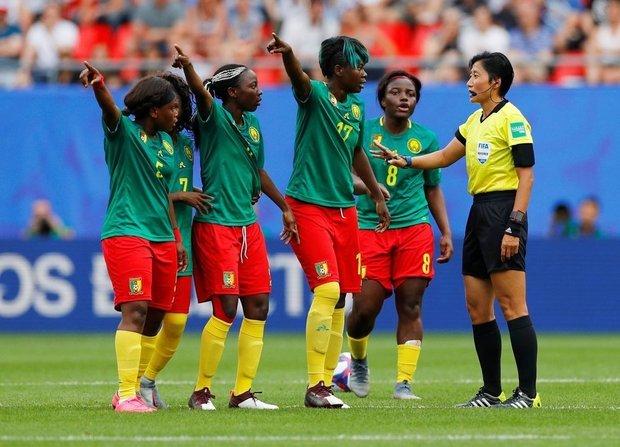 FIFAWWC – Cameroon still dey para ontop VAR mata