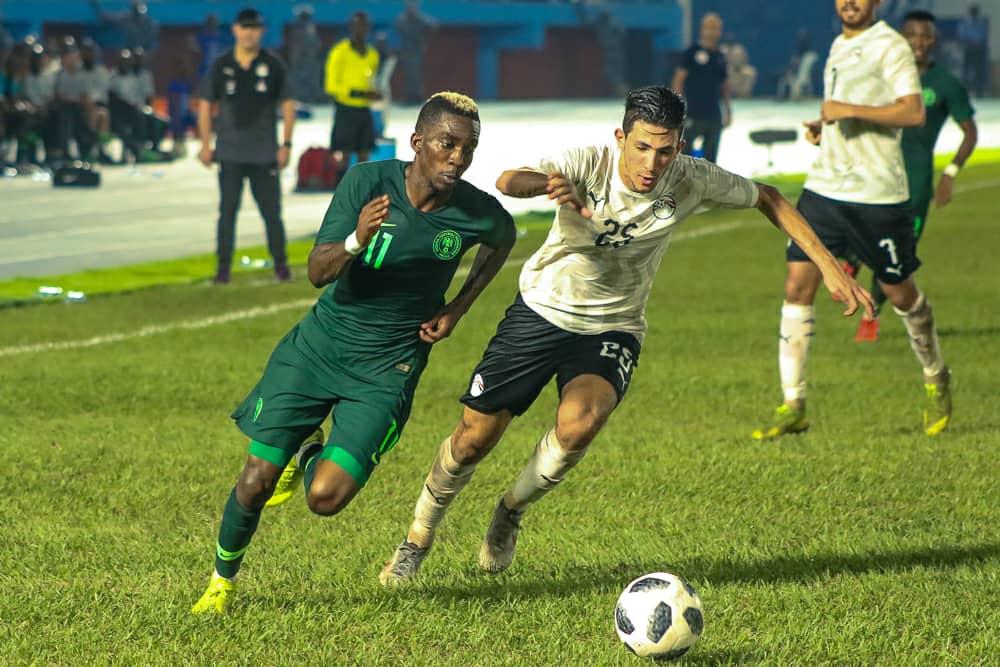 Onyekuru says Eagles will be back stronger