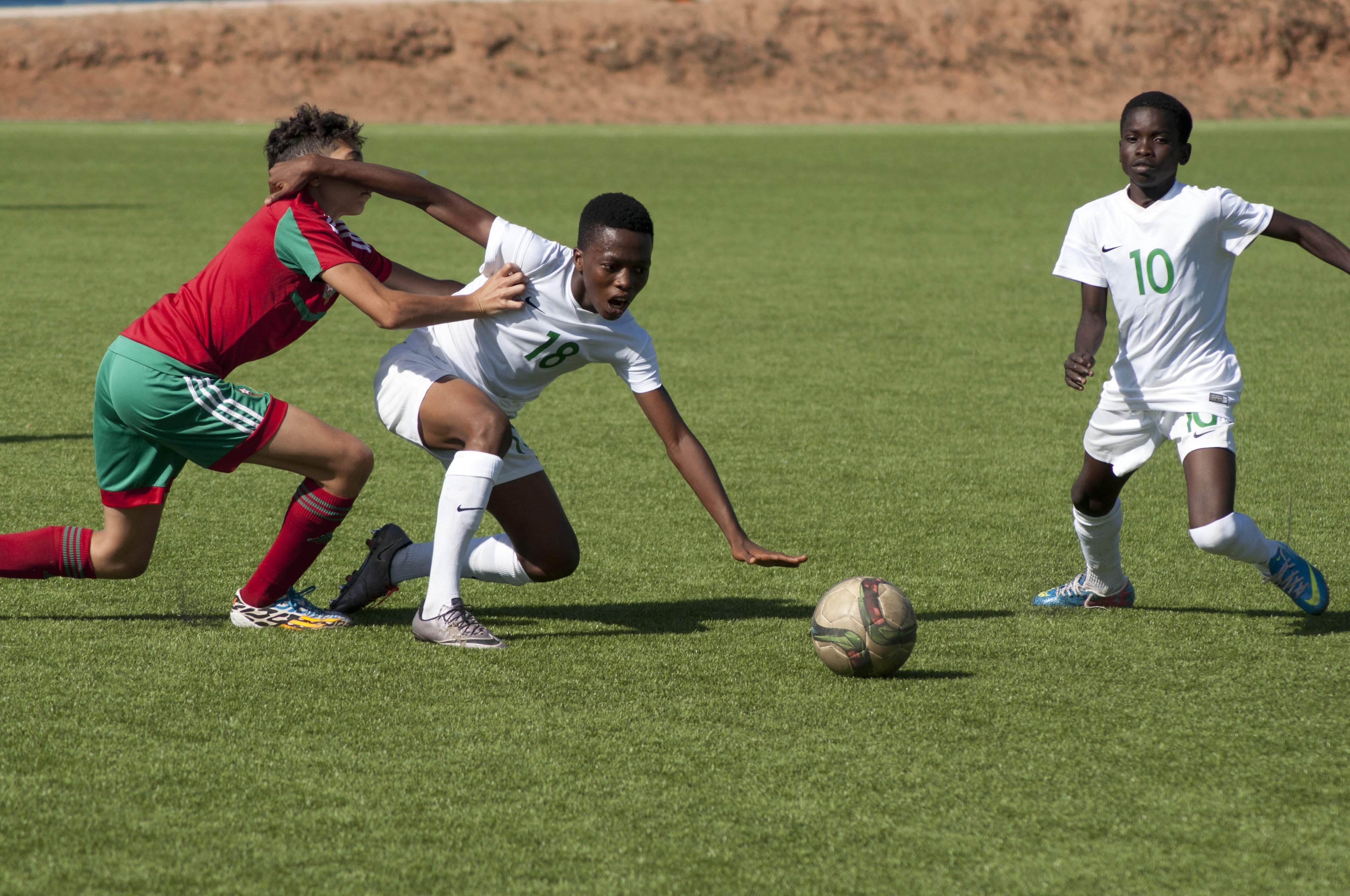 Future Eagles Thrash Mexico in 2019 International Dream Cup Opener