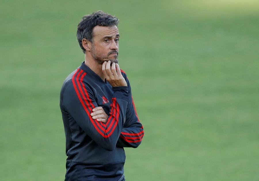 Why Enrique comot hand for Spain job