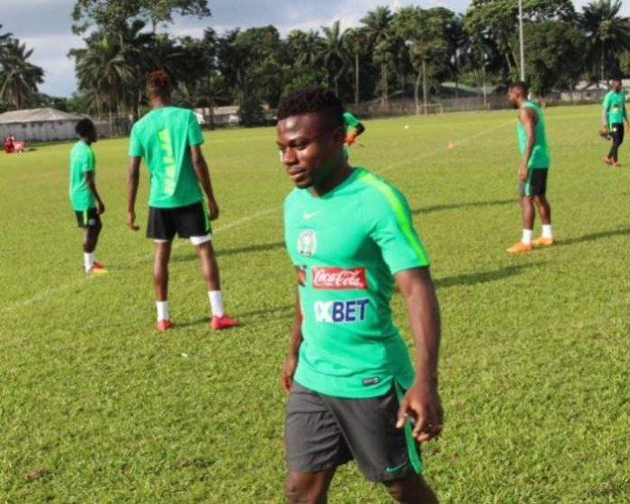 MOSES happy to make Eagles AFCON squad after missing Russia 2018 due to injury