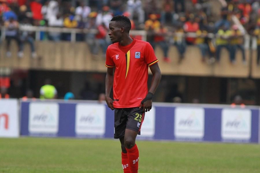 Moses Waiswa go miss Egypt 2019