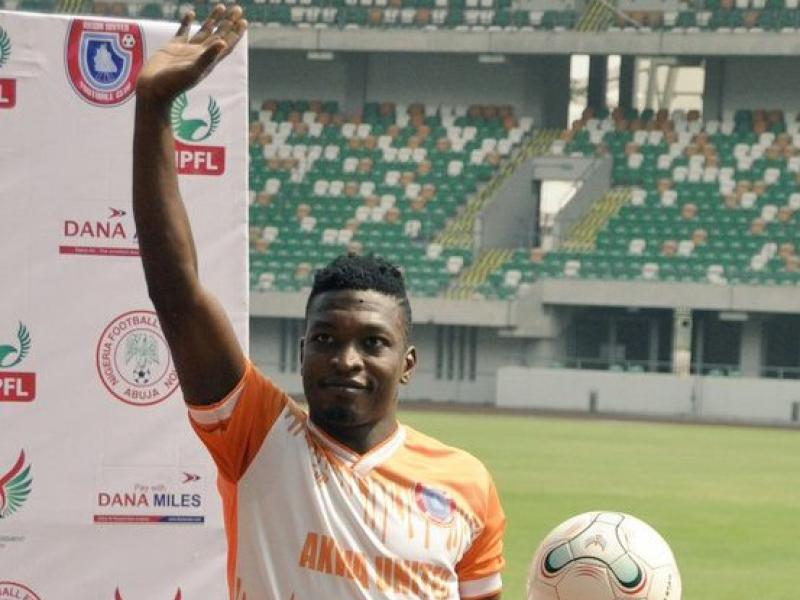 Ndah picks out Ndifreke as the best striker in the NPFL