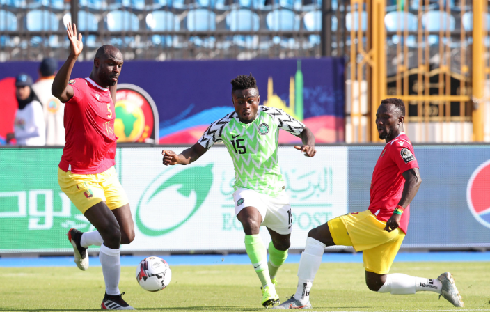 Competition for places in Eagles squad is extra motivation – Moses