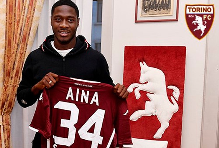 Ola Aina joins Torino on permanent deal