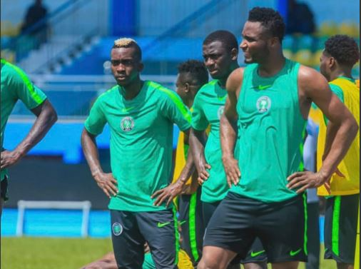 FIFA Ranking: Nigeria drops, Mixed results for AFCON opponents