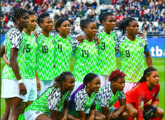 Tokyo 2020 qualifiers: Okoronkwo ready to fight for Super Falcons spot