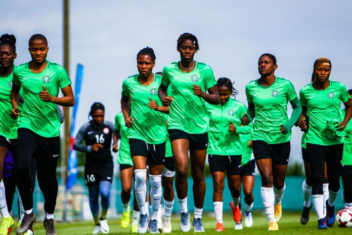 Super Falcons ranked 36th best football team in the World