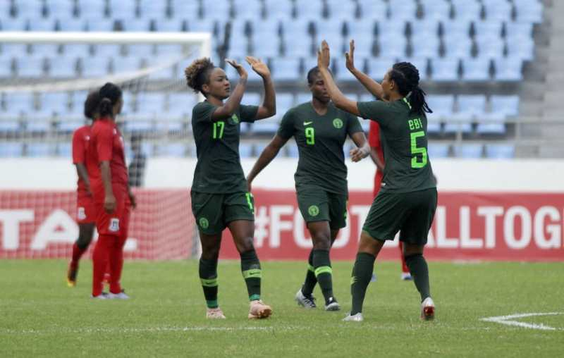 AS Roma Backs Super Falcons for 2019 World Cup