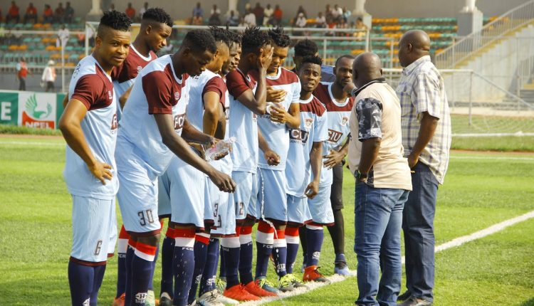 Okagbue's Endless list of Outrageous Excuses as FC Ifeanyi Ubah finish bottom of NPFL Playoffs