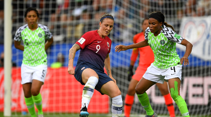 Falcons need the prayers of all Nigerians to progress in France – Perpetua Nkwocha