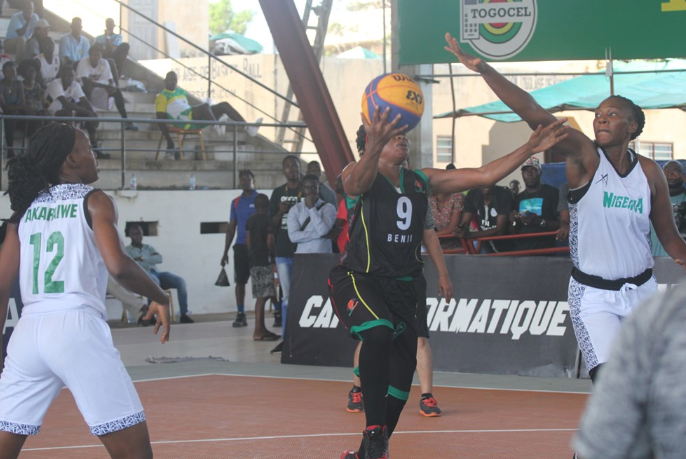SAL 2019: D'Tigress Coach Hopes to banish Ghost of 2018 FIBA 3×3 Africa Cup