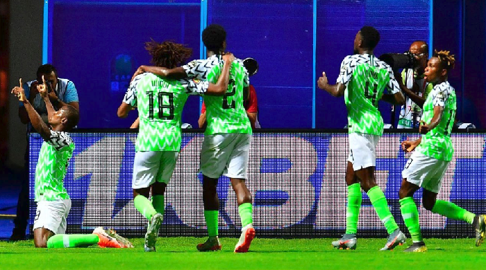 Ighalo bails Nigeria out against Burundi as Super Eagles labor to narrow 1-0 win