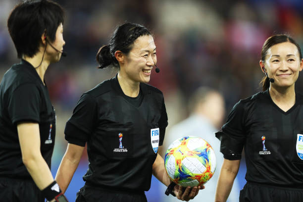 Iron-Lady Yamashita to officiate Germany vs Nigeria match