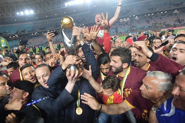 Esperance vows not to return Champions League medals, heads to CAS