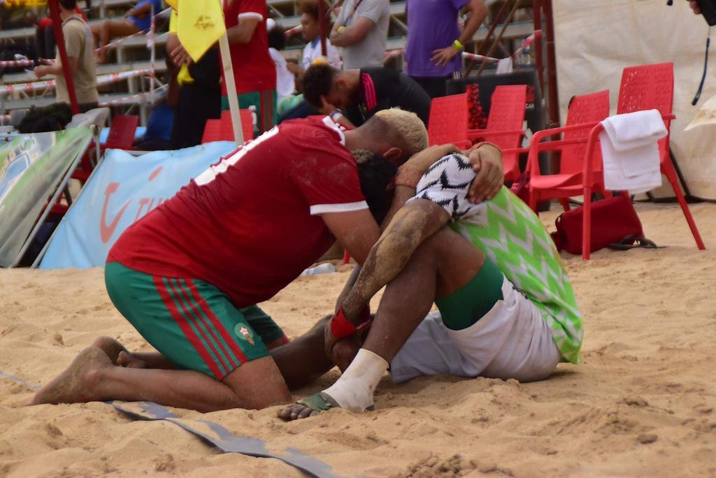 SAL 2019: Sand Eagles defeats host Cape Verde to pick up Bronze