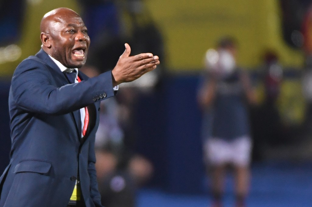 Amunike believes Nigeria can the 2022 FIFA World Cup