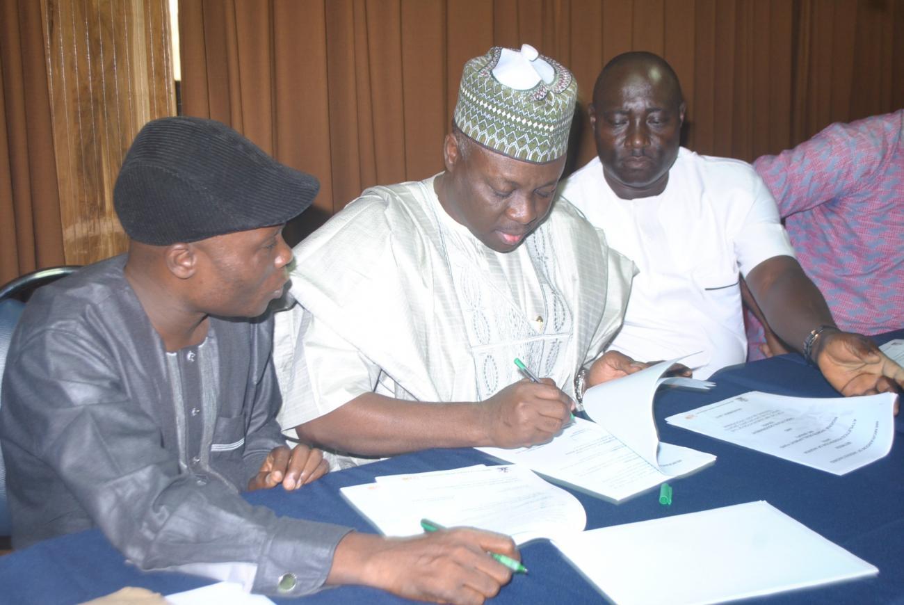 AFN Boss Ibrahim Gusau downplays Suspension saga