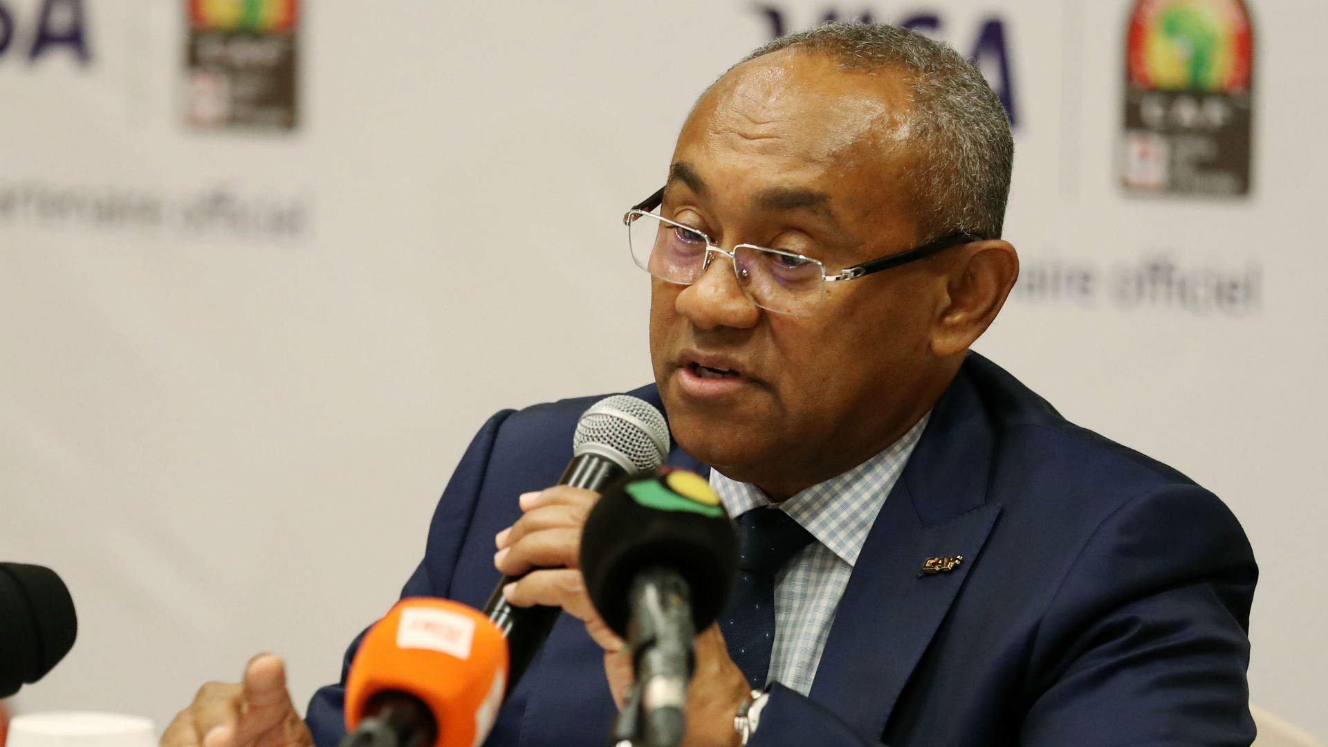 BREAKING! CAF President Ahmad Ahmad arrested in Paris