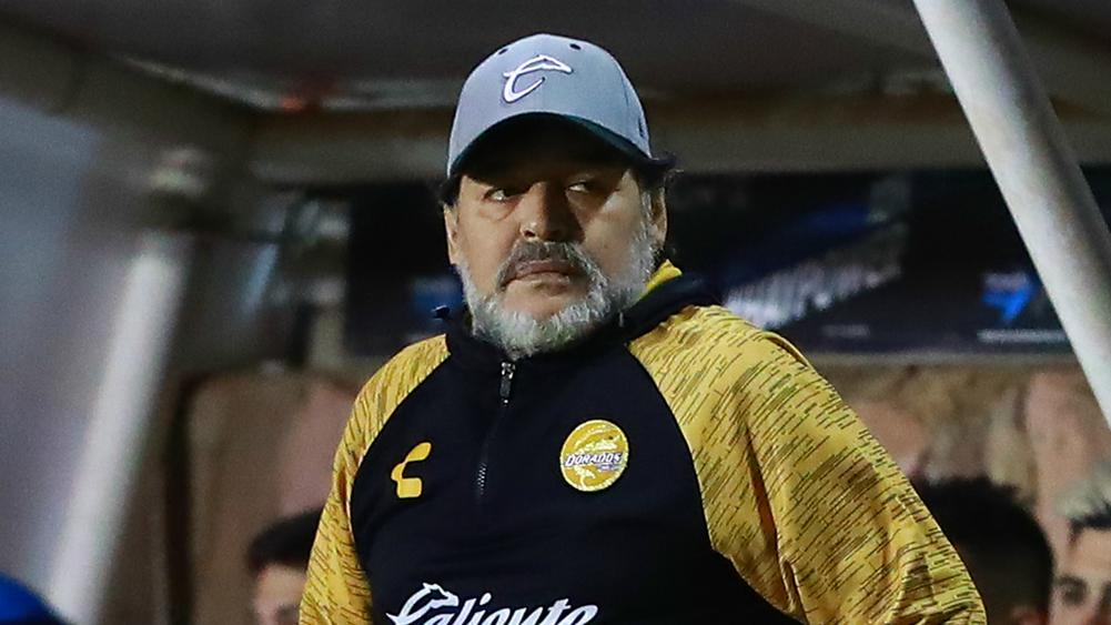 Maradona wants to replace OLE as Manchester United Manager