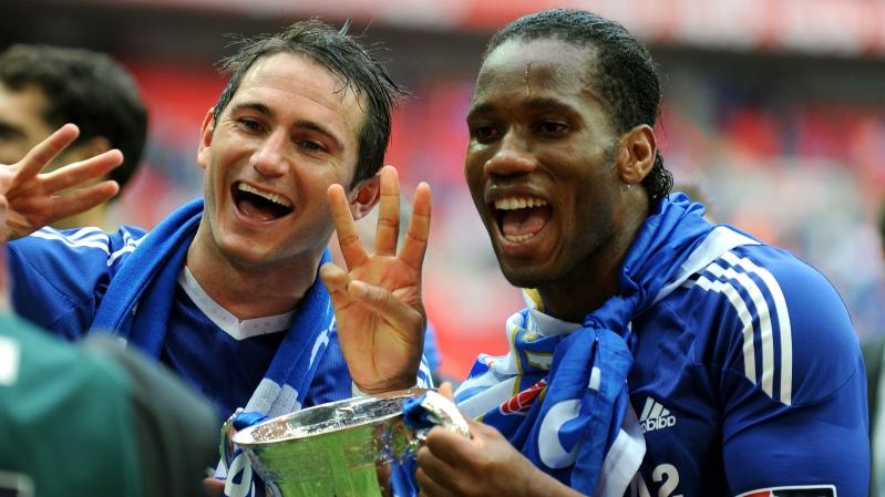 Drogba backs 'Super Frankie' Lampard to replace Maurizio Sarri at Chelsea