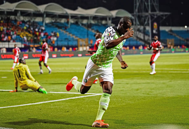 What Super Eagles bench thought before Ighalo's Substitution against Burundi