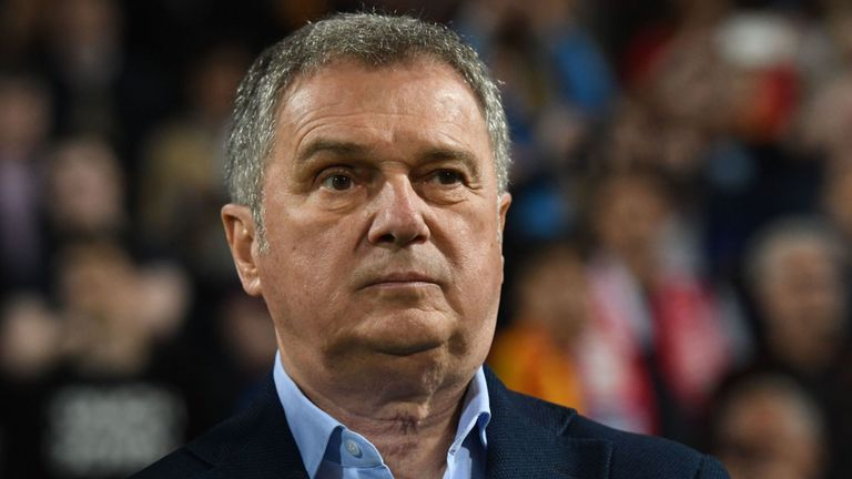 Montenegro don pursue Coachie Ljubisa Tumbakovic