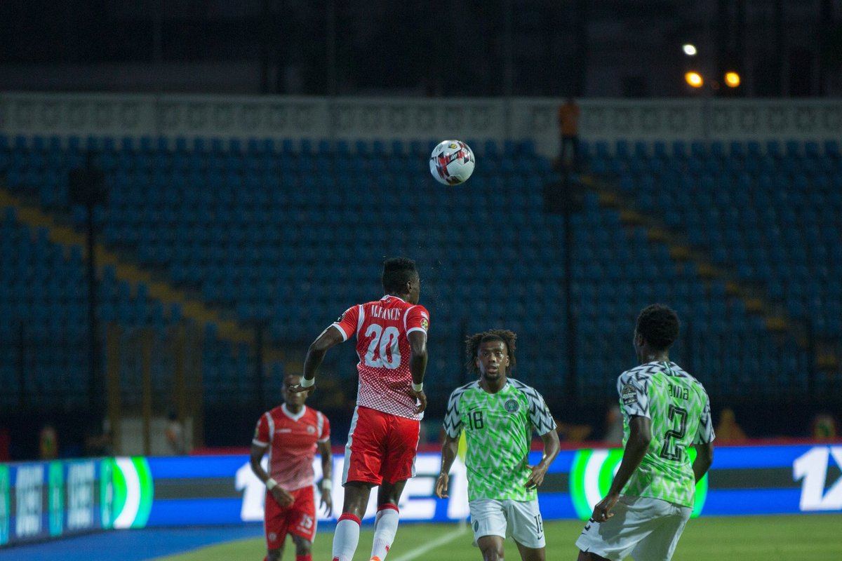 How Nigeria dispatched Stubborn Burundi in AFCON 2019 Group Opener