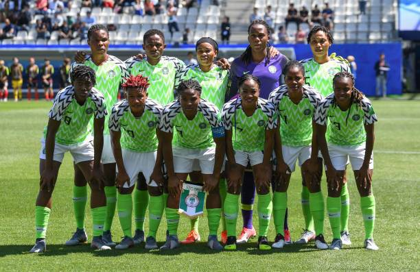 Falcons Through To The Knockout Stage Of Women's World Cup