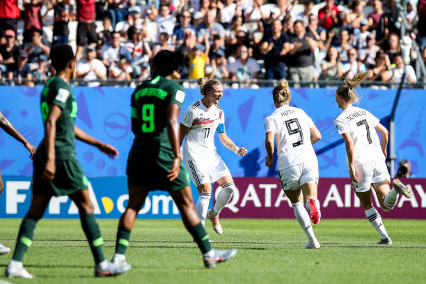 Germany dump Nigeria out of World Cup, trounce Super Falcons 3-0