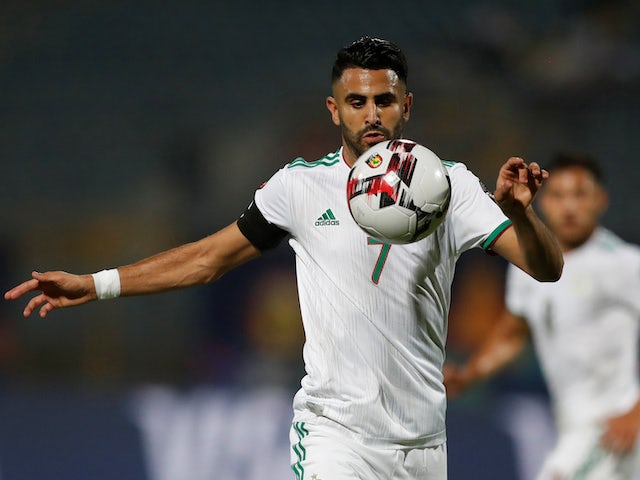 Egypt 2019: Algeria must focus less on Mahrez – Belmadi